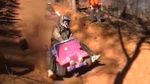 jeep barbie byobw extreme barbie jeep racing wins anemulanemul