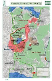 Jerusalem World Map by Jerusalem As A Political Issue Ir Amim