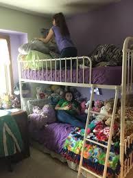 By Novogratz Berkshire Metal Twin Over Twin Metal Bunk Bed - Walmart bunk bed