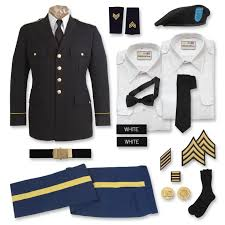 male nco premium asu head to toe package uniform