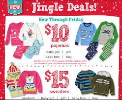 gymboree black friday sale live 50 everything on the site