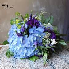 Hydrangea Wedding Blue Hydrangea Wedding Bouquet U2013 Maj Hong Kong
