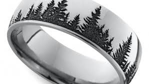mens unique wedding ring cool men s wedding rings that defy tradition