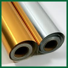 shiny wrapping paper wrapping paper gold silver 2x10m rolls wl coller ltd