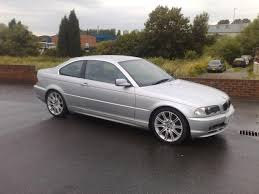 2002 bmw coupe used bmw 3 series 2002 petrol 320 ci 2dr coupe silver manual for