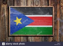 Old Sudan Flag Republic South Sudan Flag Stock Photos U0026 Republic South Sudan Flag