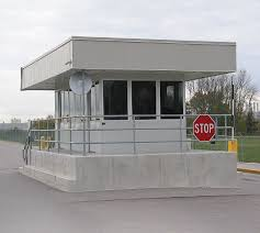 security guard house floor plan guard house guard booths guard houses guardhouse portable