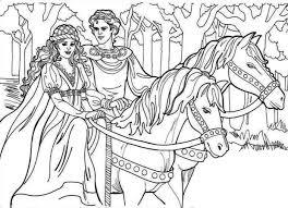 horse riding coloring pages glum me