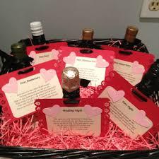 Bridal Shower Wine Basket 47 Best Wine Basket Images On Pinterest Bridal Shower Wine