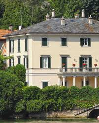 George Clooney Home In Italy 23 Details We U0027d Like To See At George Clooney And Amal Alamuddin U0027s
