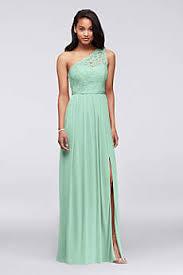 mint green bridesmaid dresses u0026 gowns david u0027s bridal