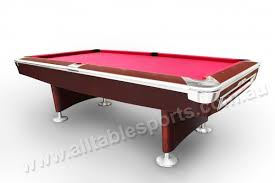 Pool Table Boardroom Table 8ft And 9 Ft Slate American Styled Billiards Table