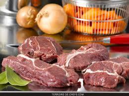 cuisiner une joue de boeuf le boeuf paleron gite plat de côtes joue de bœuf