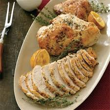 and easy turkey breast thanksgiving recipe popsugar food