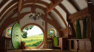 real hobbit house real life hobbit house