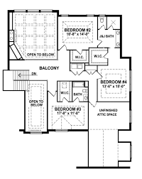 Jack And Jill Bedroom Floor Plans European Style House Plan 4 Beds 3 5 Baths 4678 Sq Ft Plan 1057