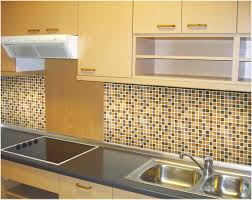 self adhesive kitchen backsplash interior enchanting kitchen decor with self adhesive wall tiles