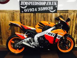 second hand honda cbr1000rr fireblade ra b for sale in batley
