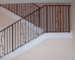 Iron Grill Design For Stairs Fabulous Iron Grill Design For Stairs Flower Design Wrought
