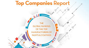 2017 global rankings of the top manufacturers of paints and
