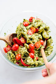 recipe pesto tortellini pasta salad u2014 recipes from the kitchn