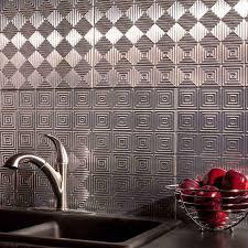 brushed aluminum backsplash and accessories aluminum backsplash in