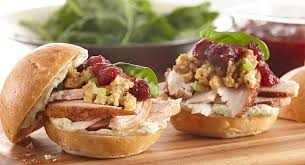 nothing tastes better than the sandwich from leftover turkey for
