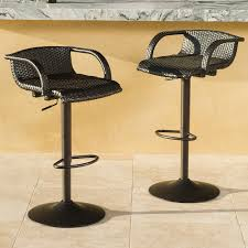 out door bar stools modern swivel outdoor bar stools decors bedroom ideas and