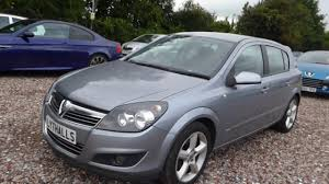 vauxhall astra 2007 vauxhall astra 1 8 16v sri 5dr 2007 manual petrol low miles