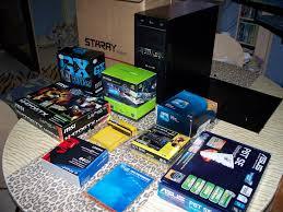 bureau informatique gamer tout le assemblage test et vente d un pc gamer nvidia 3d vision