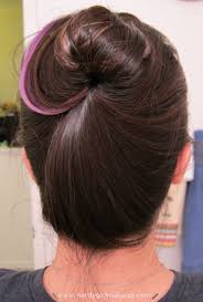 simple hairstyles with one elastic 3 ways to tie your hair up without hair tie lipstiq com