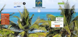 Air Bnb Belize Barefoot Caribe A Belize Hotel Website With Integrated