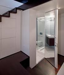 apartment bathroom ideas bathroom modern with floating counter