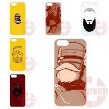 Les Accessoires Les Plus Geeks Et Accessories Bearded Artist For Apple Iphone 4 4s 5 5c Se 6