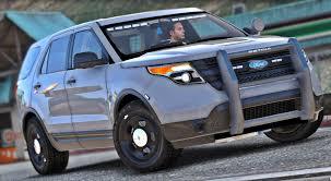 Ford Explorer Old - unmarked 2013 els fpiu vehicle models lcpdfr com