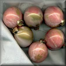 of pearl designs marbled glass ornaments