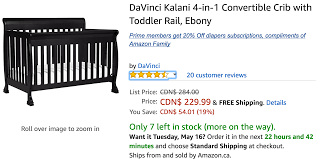 Davinci Kalani 4 In 1 Convertible Crib Reviews by Amazon Crib Coupon Baby Crib Design Inspiration