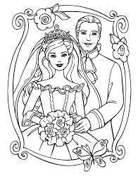free barbie coloring pages u2013 art valla
