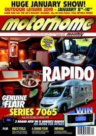 Calaméo January 2010 Motorhome Monthly Magazine