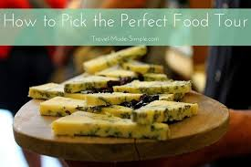 cuisine tour how to the food tour travel made simple