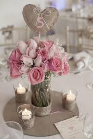 numero table mariage numéros de table mariage bapteme coeur feutrine diy melle cereza