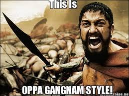 Gangnam Style Meme - meme maker this is oppa gangnam style