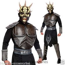 Sith Halloween Costume Cl384 Savage Opress Star Wars Sith Lord Costume Clone Wars