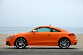review 2009 audi tts is our orange crush but only just a crush