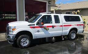 audi pickup truck pajaro valley fire protection district cooperative fire