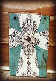 wooden craft crosses fabric cross on wood crosses woods fabrics and craft
