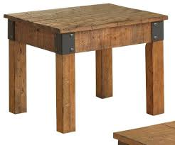 hardwood 10 inch chairside end table oak end tables for magnificent steve silver liberty chairside end