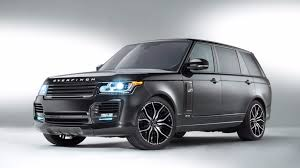 land rover london manhattan and london edition range rovers by overfinch cost 300k