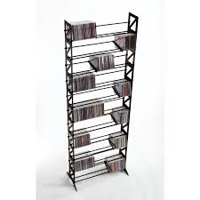 steel cd storage rack store 600 dcs boltz steel furniture