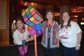 brandon women u0027s club raises money has fun with u002780s style prom